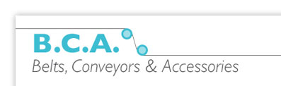 BCA - Belts, Conveyors & Accessories logo